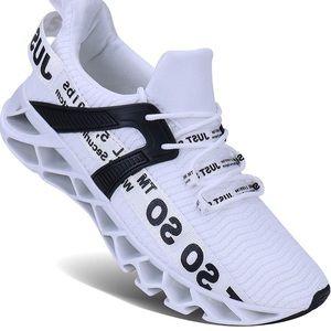 Men's Athletic Walking Blade Running Shoes